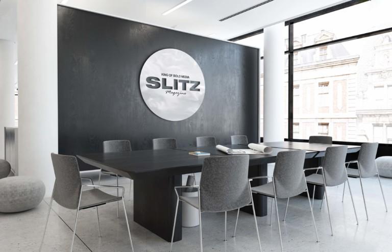 SLITZ Magazine Office
